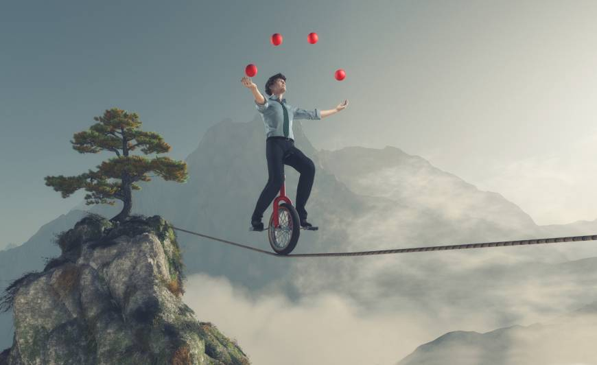 Riding the TightRope!