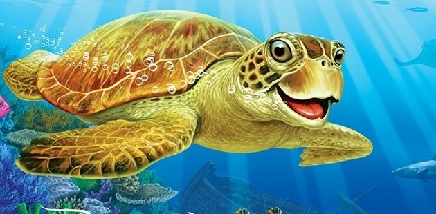 Enter the Turtle!